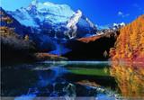 海螺沟-梅里雪山-林芝-拉萨-日喀则-纳木错-格尔木-西宁20日游